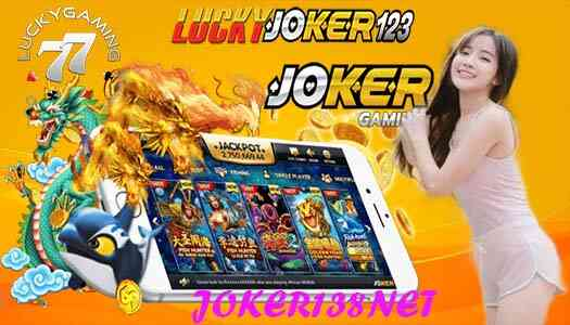 JOKER138NET GAME SLOT ONLINE JOKER GAMING JACKPOT TERBESAR