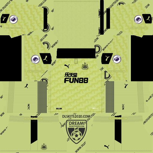 512×512 Newcastle United Kits