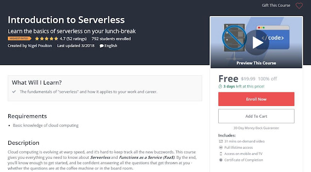 Introduction to Serverless