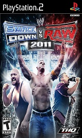 WWE%2BSmackdown%2Bvs%2BRaw%2B2011 - WWE SmackDown vs RAW 2011 PAL PS2