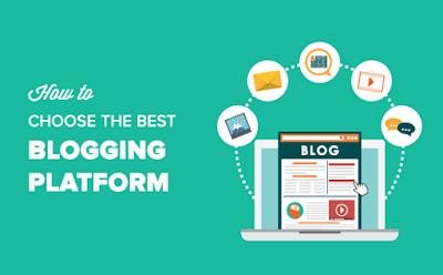 choose a blogging platform