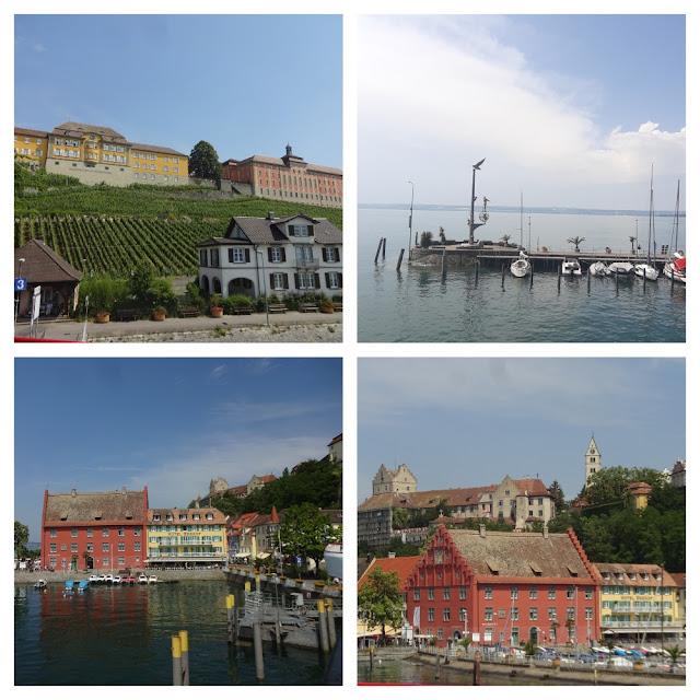 Tudo sobre o Lago de Constança (Bodensee), na fronteira entre Alemanha, Áustria e Suíça - Meersburg
