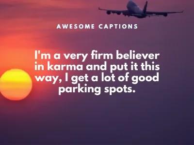 karma status
