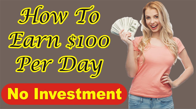 How To Earn $100 In 24 Hours? | Blueprint Earning Method | No Investment