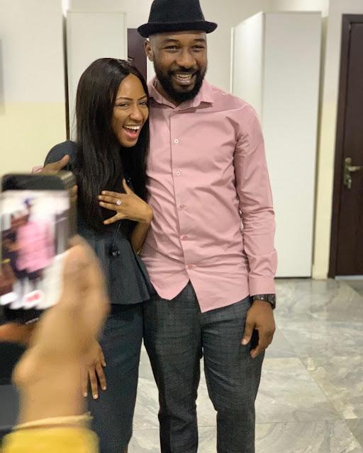 Nigerian producer, E-Kelly is Engaged to Longtime Girlfriend, Nina