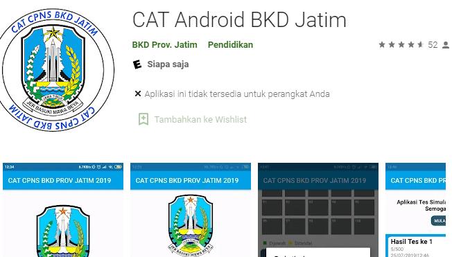Simulasi CAT PPPK
