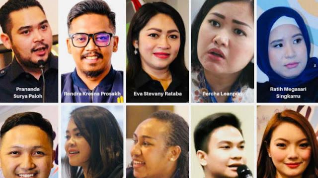 Sederet Milenial yang Jadi Anggota DPR