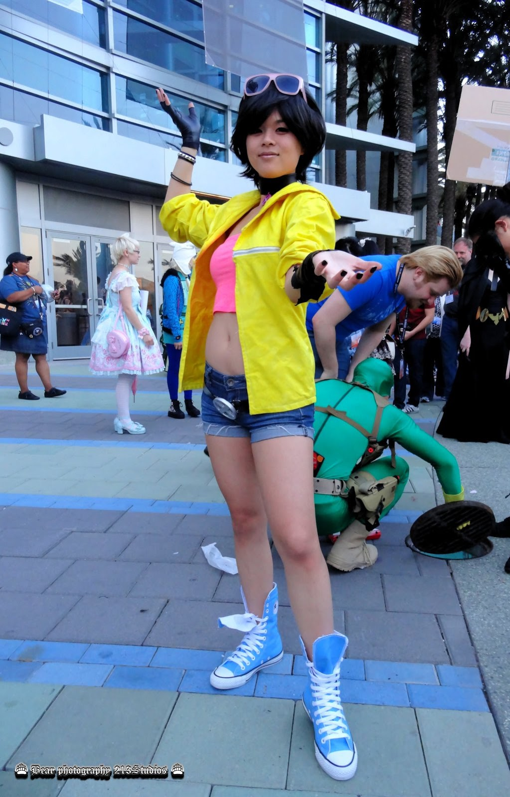 10 X Men Jubilee Cosplay Costume Designs Creative Cosplay Designs