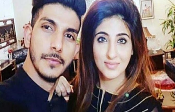Moshin Abbas Haider's wife Khula's file in family court