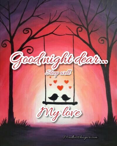 Romantic Good Night Images For Love