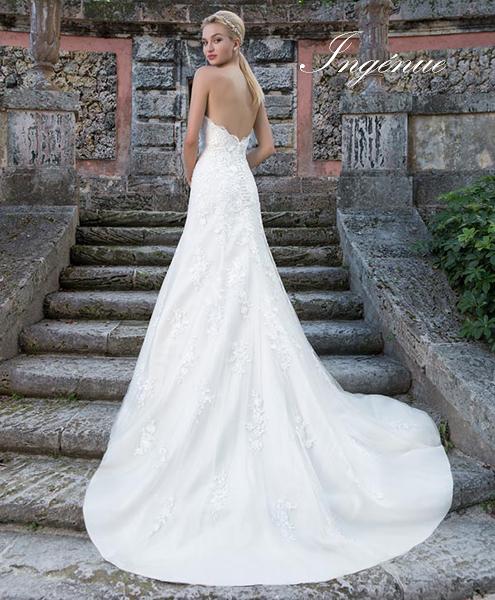 vestidos de casamiento en once
