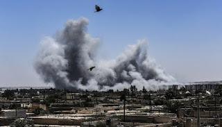 Lagi, Milisi Syiah Iran Tewas Dalam Serangan Udara Di Suriah