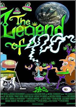7 - The Legend of 420 - Legendado