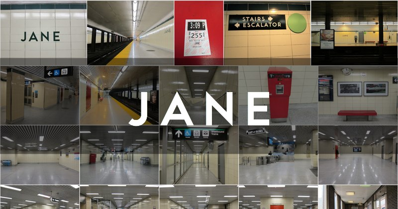 Jane station photo gallery