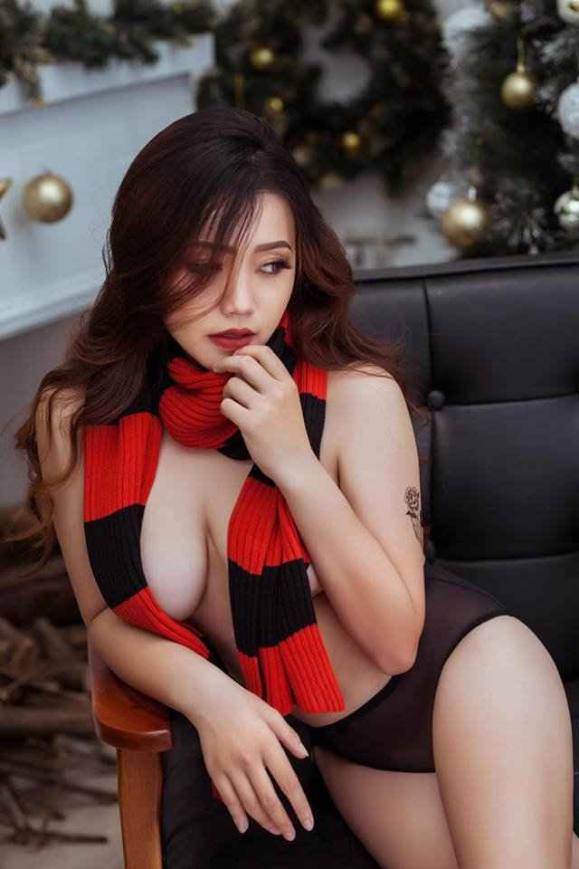 Nguyen Nhu Quynh, wanita seksi asal vietnam