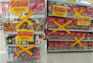 Minimarket Sudah Boikot Produk Prancis, Netizen Kaget: Hah Produk Itu Juga?