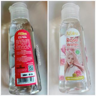 Azalea Rose Water