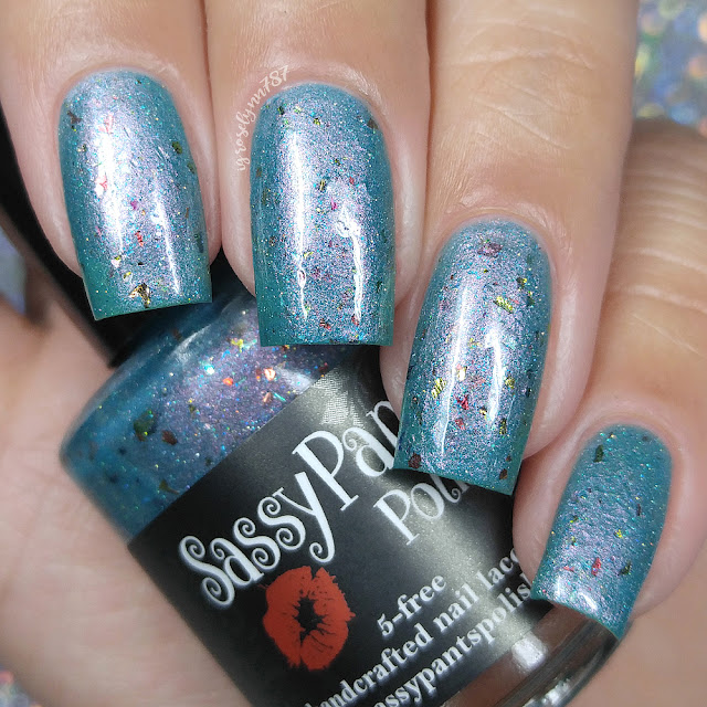 Sassy Pants Polish - Barbados Surprise