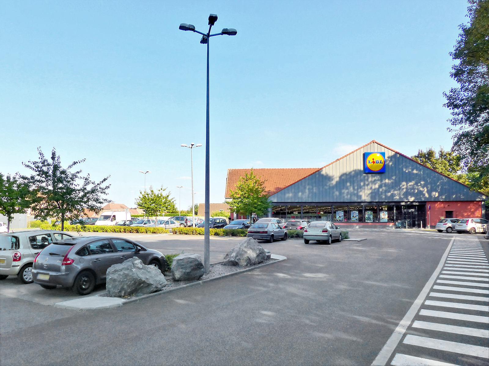 Supérettes Tourcoing - Lidl Levant Gare