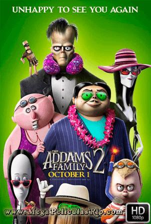 Los Locos Addams 2 (2021) [1080p] [Latino-Ingles] [MEGA]