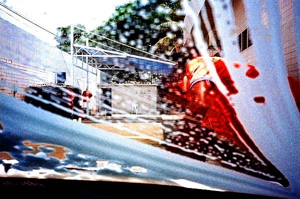 The Car Wash Revisited, Olympus XA1 03