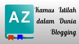 Kamus Dunia Blogging