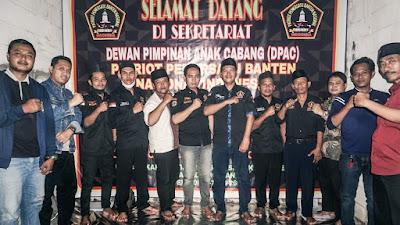 Kepengurusan DPAC PPBNI Satria Banten Kecamatan Rajeg Terbentuk