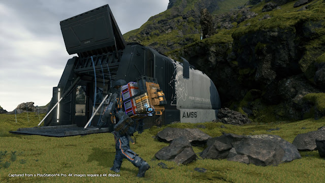 Death Stranding: PS4 Review
