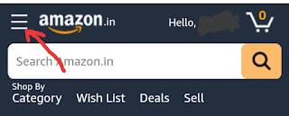 Amazon Par Apna Order Kaise Dekhe