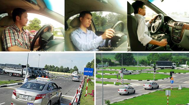 Học lái xe ô tô có  khó không