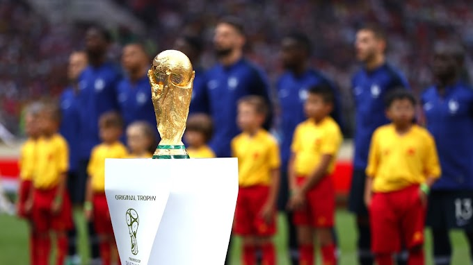 FIFA 2022 World Cup Match Schedule Confirmed