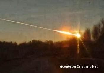 Secta adora a un meteorito