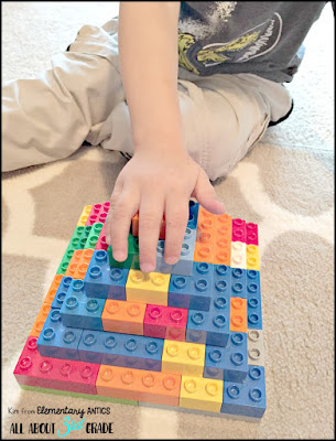 Add a little something to your study of ancient Egypt by building pyramids with legos or blocks!