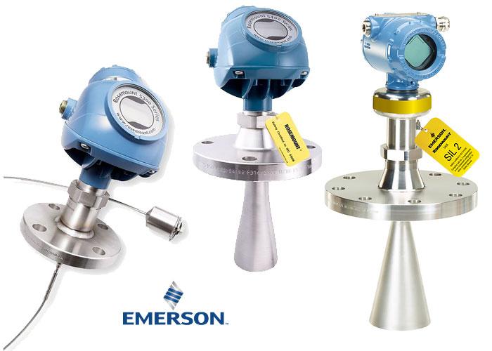 Emerson Rosemount™ Level Transmitter is ideal trnsmitter for