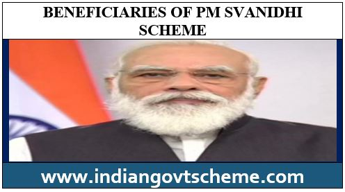 PM SVANIDHI SCHEME