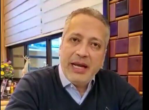 الحكم على تامر أمين اليوم بسبب إهانتة لاهل الصعيد