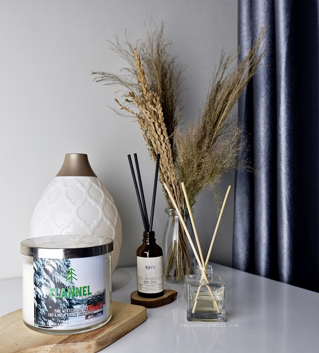 Perbedaan Essential Oil Diffuser vs Lilin Aromaterapi vs Reed Diffuser