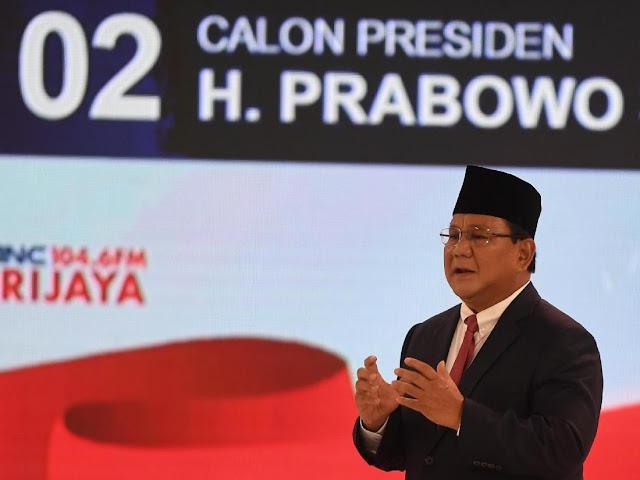 BPN Usul ke Prabowo Sentil Balik Jokowi di Debat Capres
