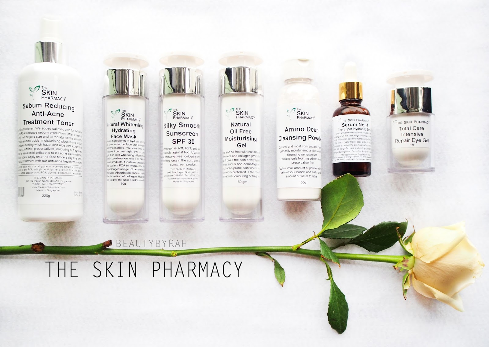 The Skin Pharmacy Singapore Review