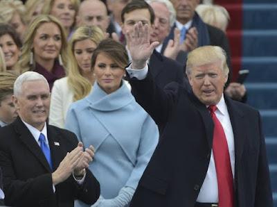 دونالد ترامب رئيسا لأمريكا
