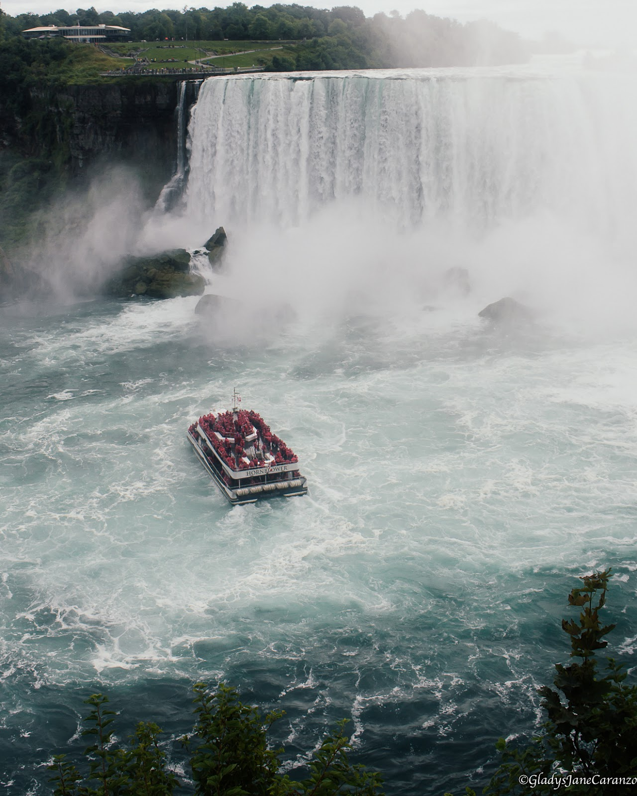 Boat Ride: Things to Do in Niagara Falls
