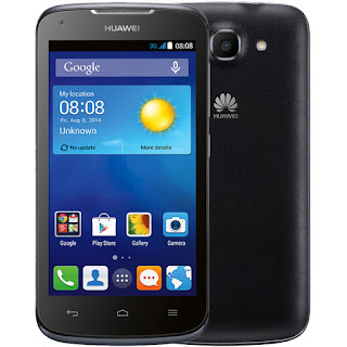 Harga Huawei Ascend Y520 Terbaru, Dibekali Jaringan 3G Layar 4.5 Inch