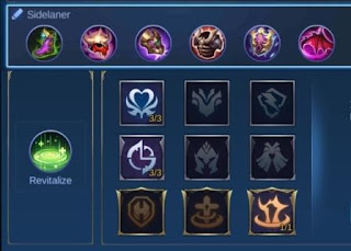 Item Baxia Sidelaner Terkuat di M2 Mobile Legend