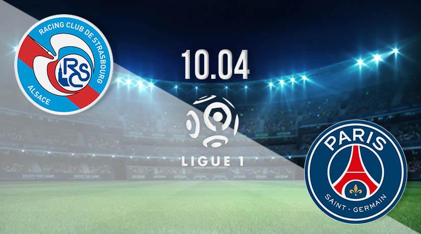 بث مباشر مباراة باريس سان جيرمان وستراتسبورج