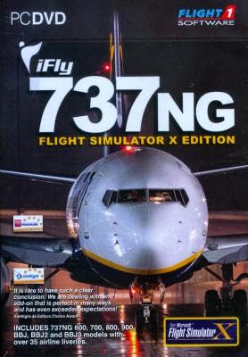 BOEING 737-800 Ifly [FSX] ~ Flight Simulator Xique