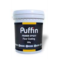 Cat puffin epoxy