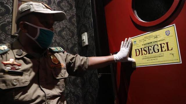 Langgar PSBB Transisi Jakarta 8 Tempat Usaha Kena Sanksi Penutupan
