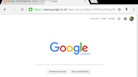 """Fungsi """"Saya Merasa Beruntung"""" dari Google Search"""