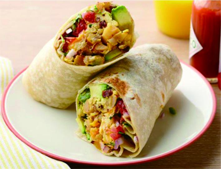Resep Makanan Cepat Saji Burrito