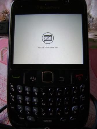 blackberry gemini 8520 gue error